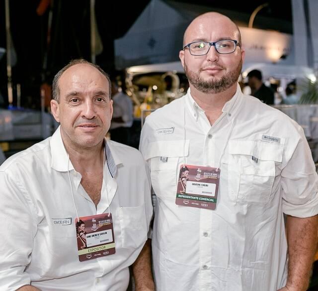 André Carvalho e Guilherme Ferreira