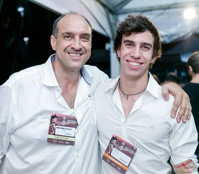 André Carvalho e Rodrigo Funicello