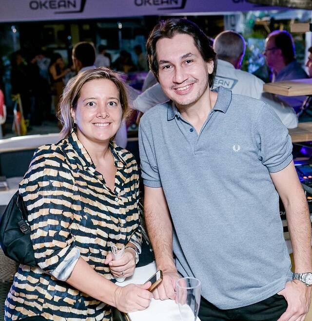Cris Paschoalette e DJ Kahl