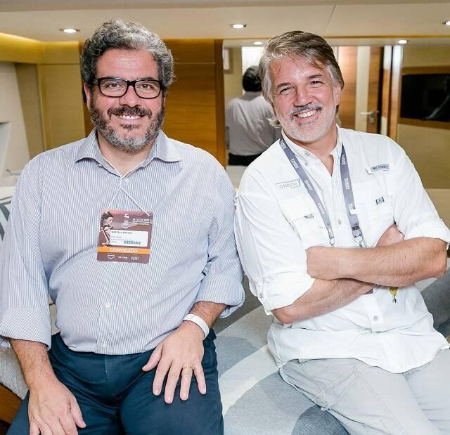 Marcelo Bastos e Nercio Fernandes