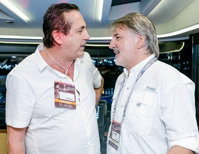 Ricardo Rique e Nercio Fernandes