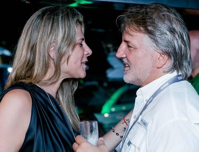 Vanessa Stefani e Nercio Fernandes
