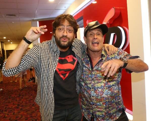 Fernando Caruso e Sergio Malandro