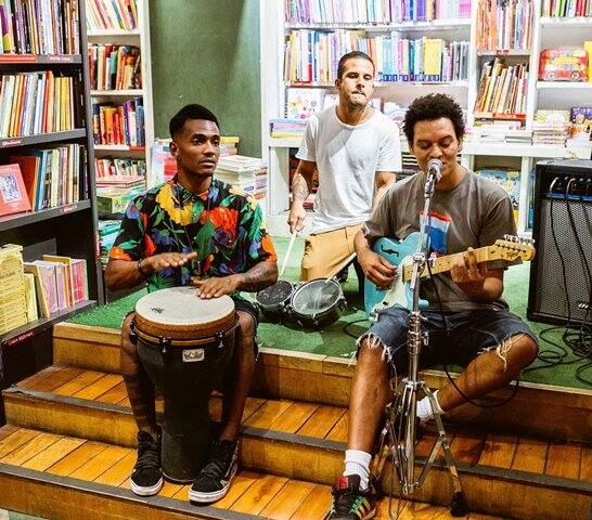 A banda Afrogame