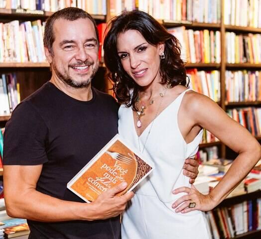 Carlinhos Vieira e Karen Couto
