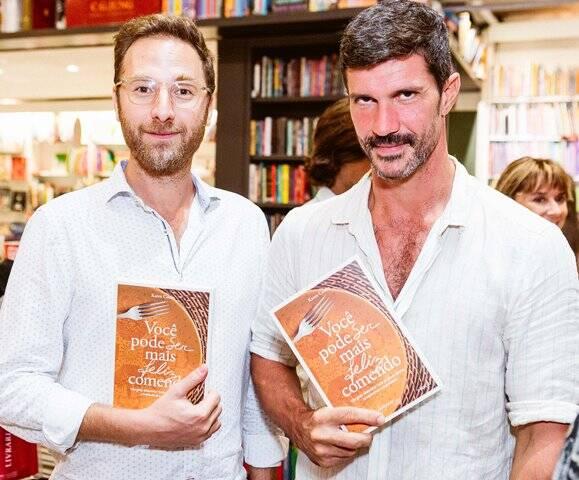Daniel Gorin e José Camarano