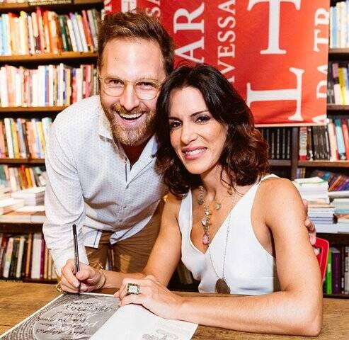 Daniel Gorin e Karen Couto