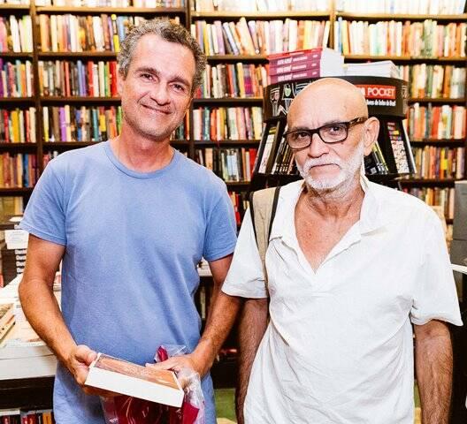 Duda Mendonça e Ricardo Sollberg