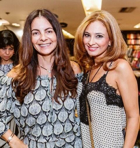 Isabela Menezes e Cris Senna
