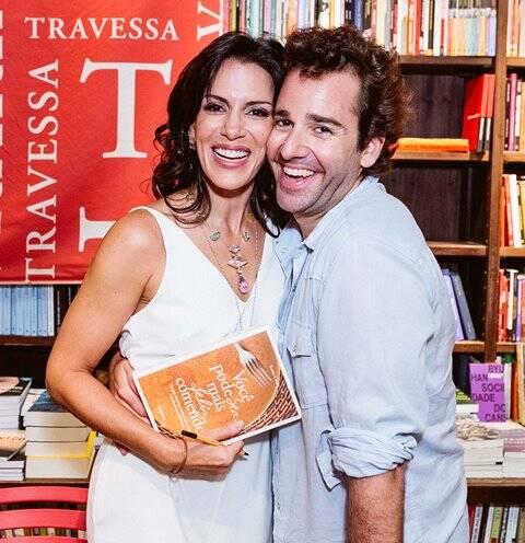 Karen Couto e Thiago Senna