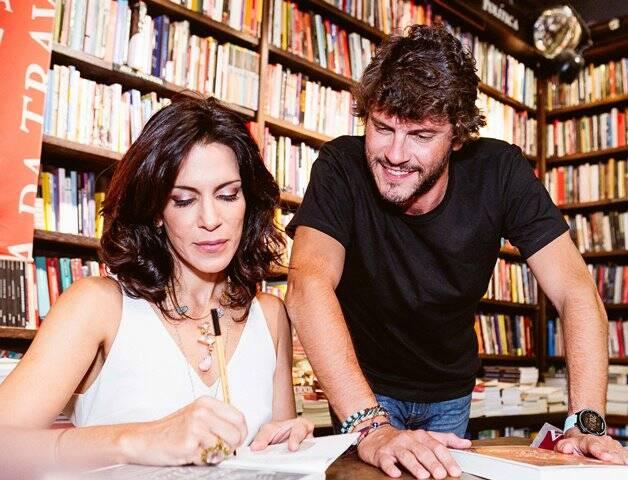 Karen Couto e Tuta Marcondes Ferraz