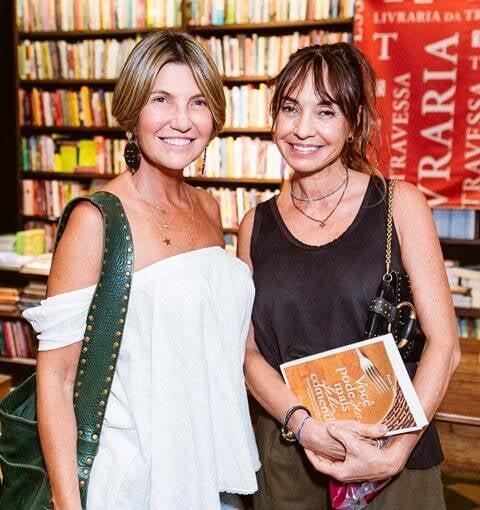 Karina Vasilcovsky e Gisela Carboni