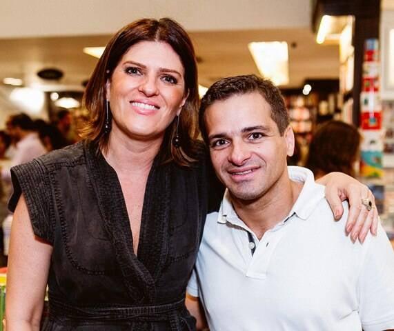 Mariana Vidal e Sérgio Felipe Coutinho