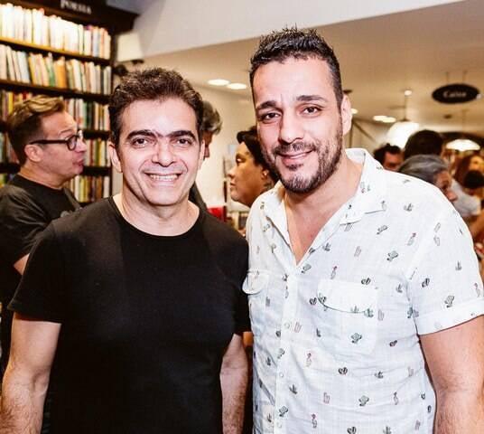 Marlon Almeida e Fabio Battistella