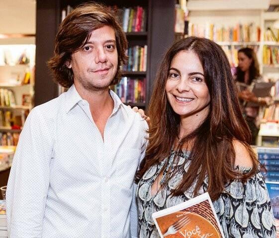 Pedro Rosman e Isabella Menezes