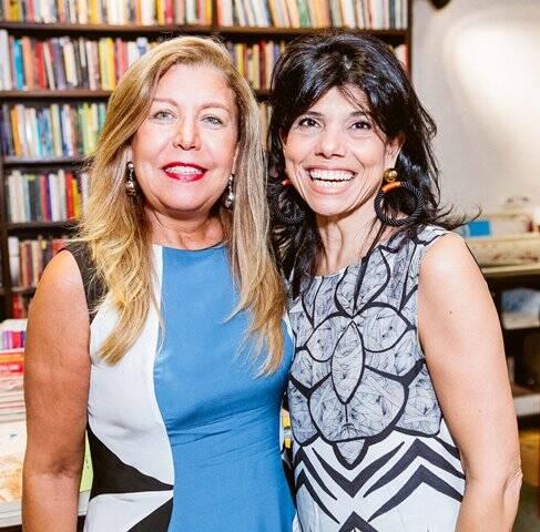 Raquel Sena e Ana Lúcia Antunes