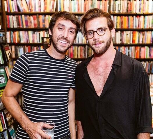 Ricardo Tavares e André Namitala