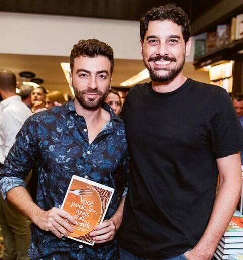 Roberto Vitorino e Rodrigo Marchezine