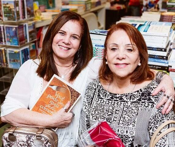 Sônia Perina e Sônia Couto