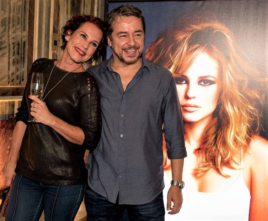 Andrea Veiga e Carlos Vieira /Foto: Mariana Vianna