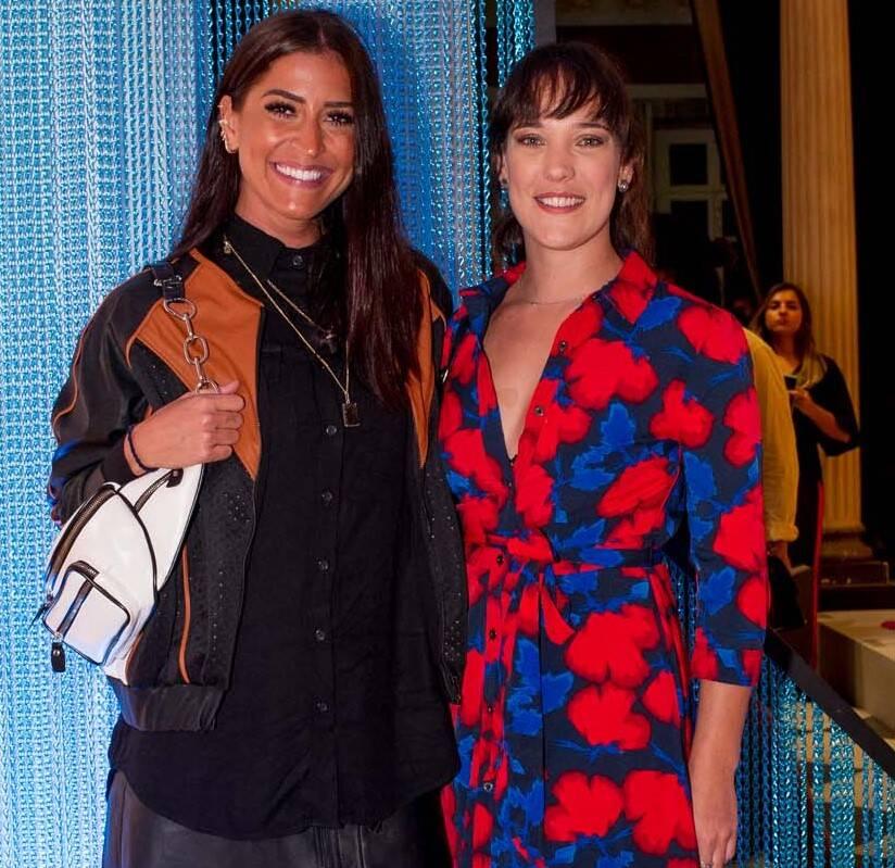 Maria Joana e Adriana Birolli /Foto: Mariana Vianna