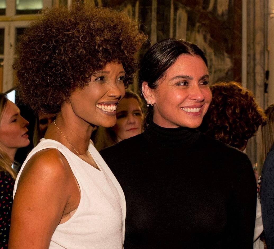 Isabel Fillardis e Giovanna Antonelli /Foto: Mariana Vianna