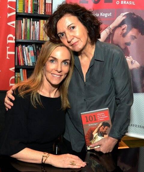 Patrícia Kogut e Sonia Rodrigues