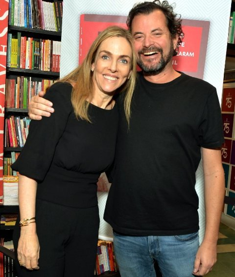 Patrícia Kogut e Miguel Pinto Guimarães