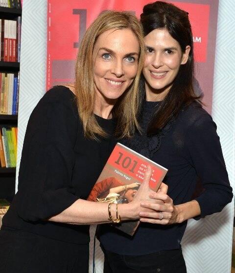 Patrícia Kogut e Luiza Mariani