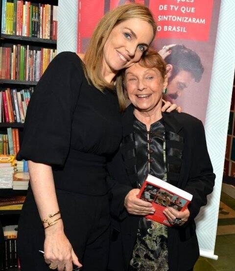 Patrícia Kogut e Norma Blum