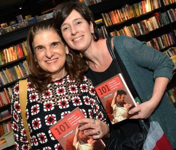 Sandra Cohen e Gabriela Goulart