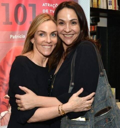 Patrícia Kogut e Maria Beltrão