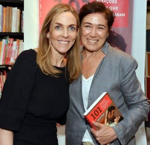 Patrícia Kogut e Lília Cabral