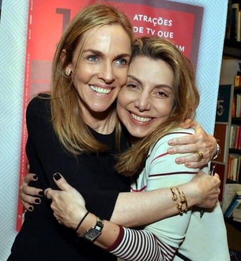 Patrícia Kogut e Renata Reis