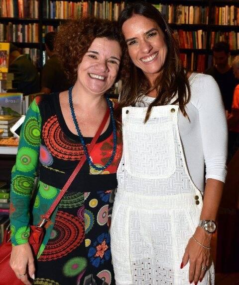 Thelma e Daniela Alvarenga