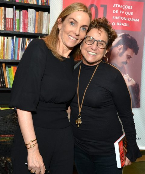 Patrícia Kogut e Letícia Muhama