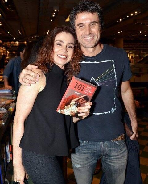 Françoise Forton e Egberto Leão