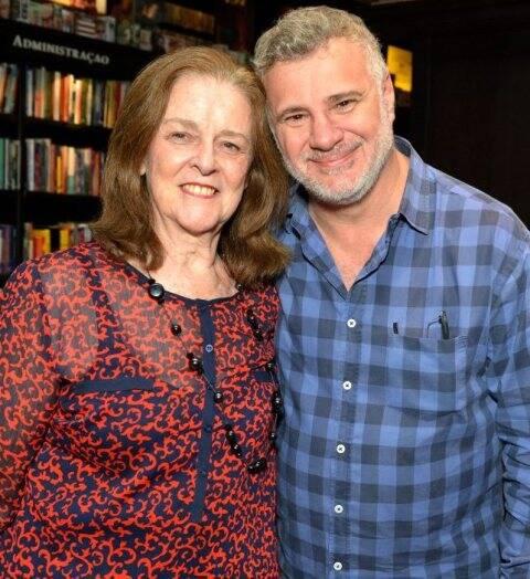 Norma Thire e Tadeu Aguiar