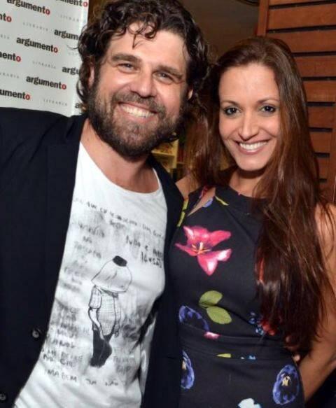 Linox e Ariane Rocha