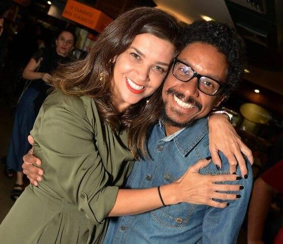 Marcia Martins e João Vianna