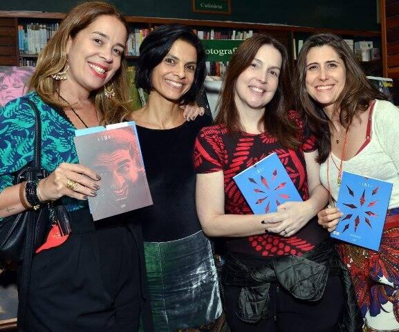 Marian Lobo, Vanessa Cardoso, Ana Madalena e Reka