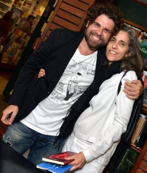 Línox e Ana Gamboa