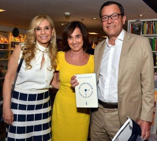 Regina Abramoff, Bebel e Paulo Niemeyer