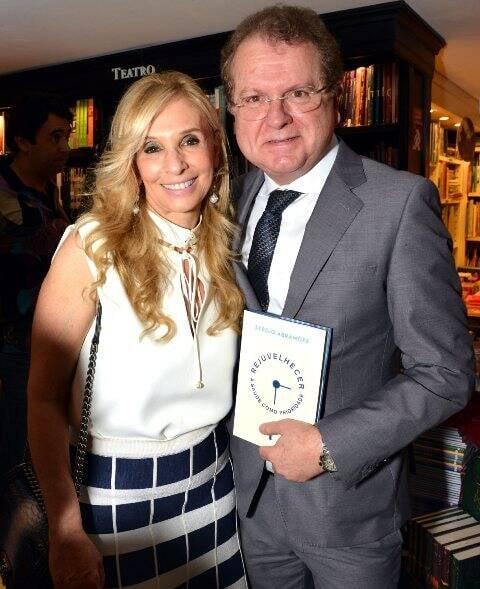 Regina Abramoff e Jair de Carvalho