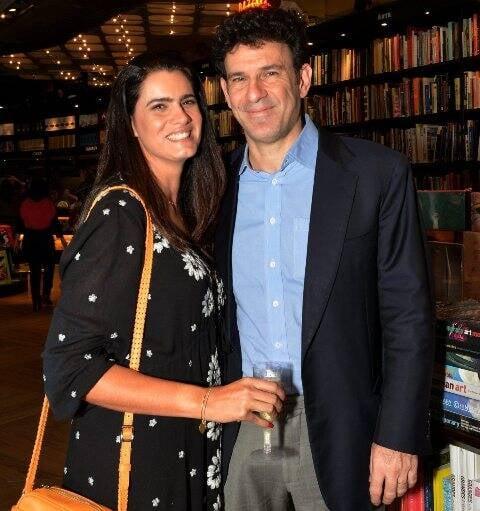 Joanna e Jorge Oakim