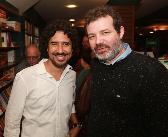 Jefferson Santos e Nuno Virgílio