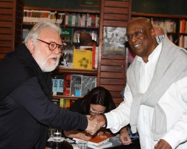 Ricardo Amaral e Jorge Coutinho
