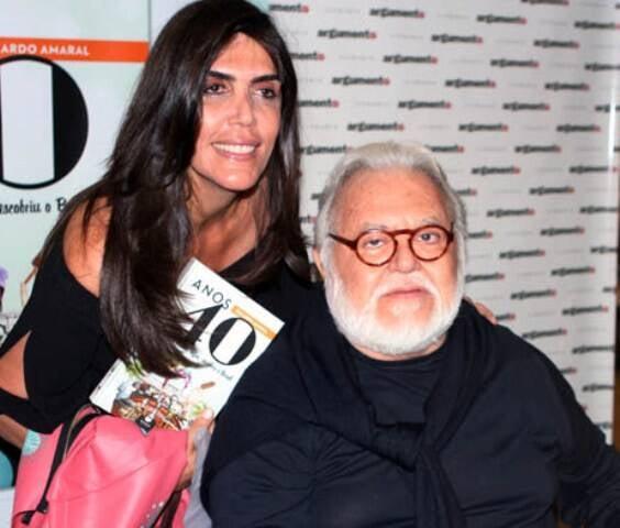 Ina Arruda e Ricardo Amaral