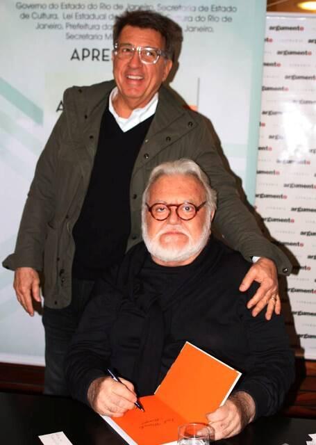 Paulo Marinho e Ricardo Amaral