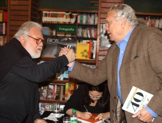 Ricardo Amaral e Paulo Protásio